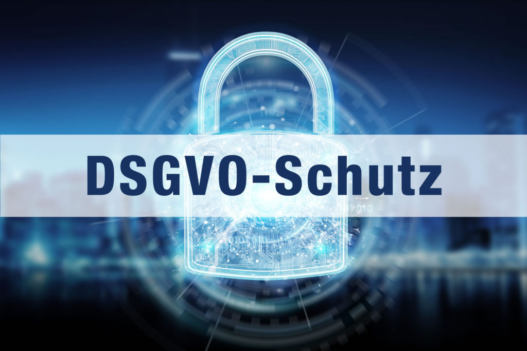 DSGVO-Schutz
