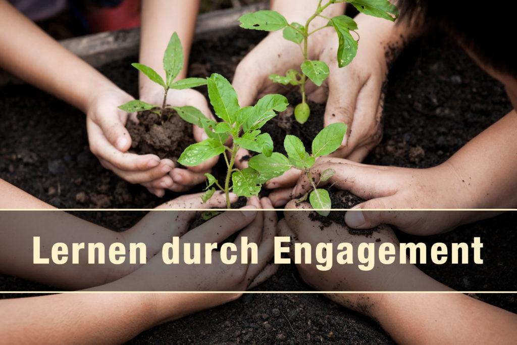 Lernen durch Engagement