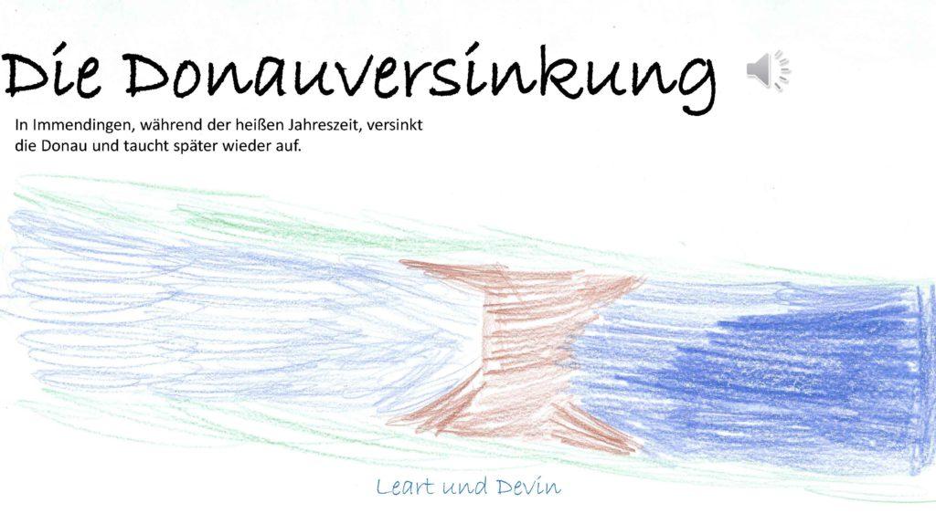 Die Donau Praesentation Seite 4